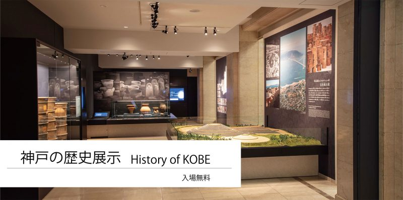 神戸の歴史展示